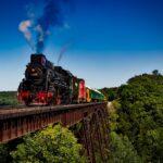 USA med tåg LG Travel