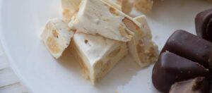 nougat och andra sorters orientaliskt godis