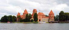 slott i sjö